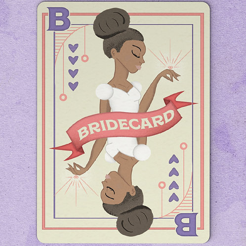 Bridecard - African-American