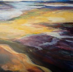 """Landscape T  (24"""" x 24"""")"""