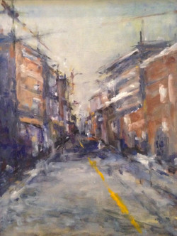 "Main Street  (18""x24"")"