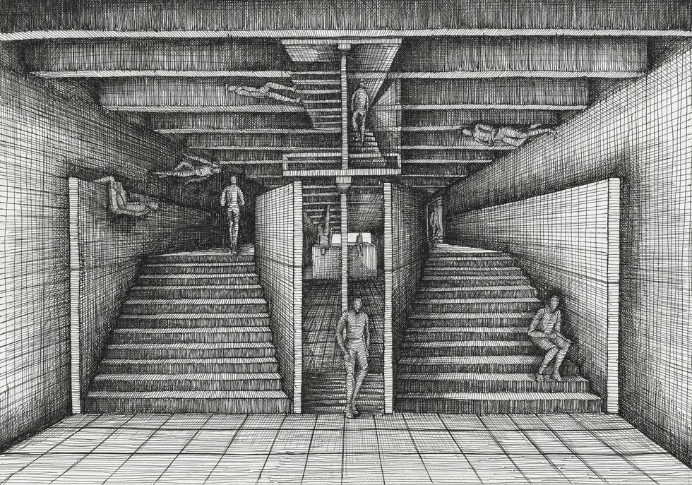 ARCHITECTURE SURREALISM
