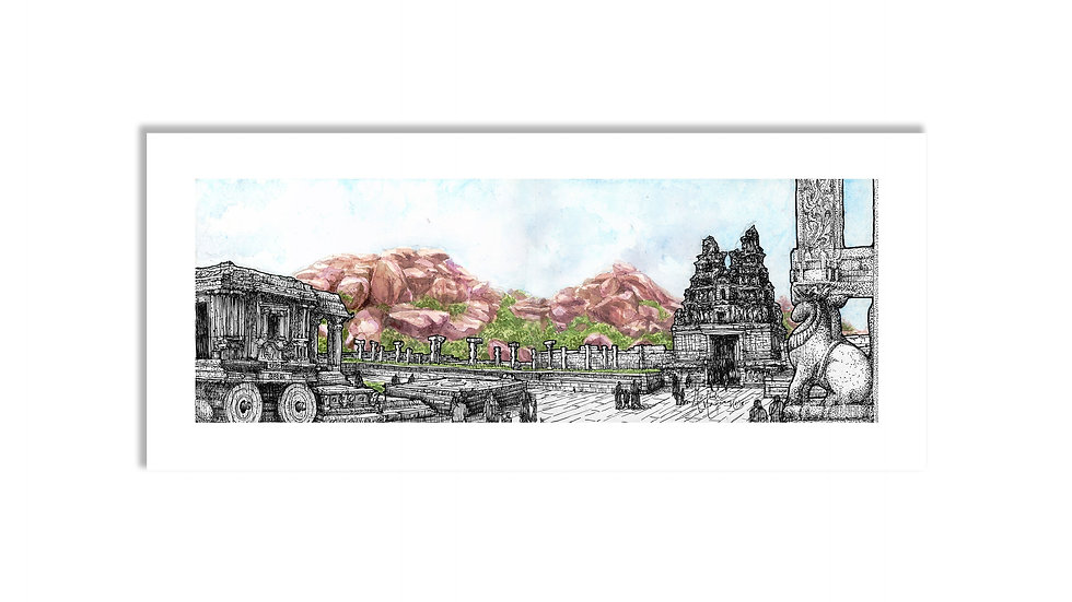 Vittala Temple | Hampi