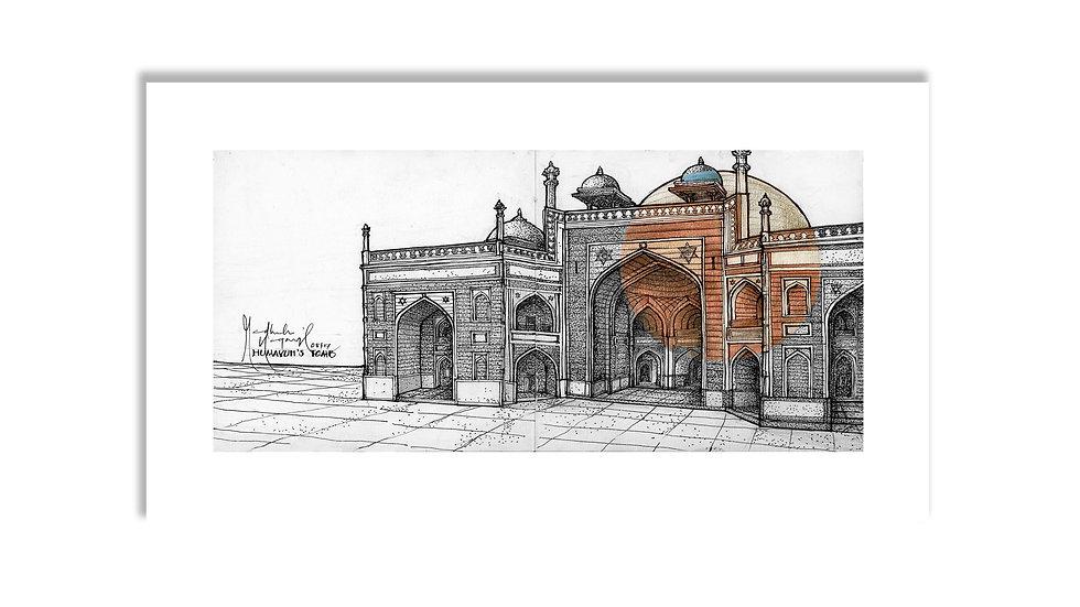 Humayun's Tomb | Delhi