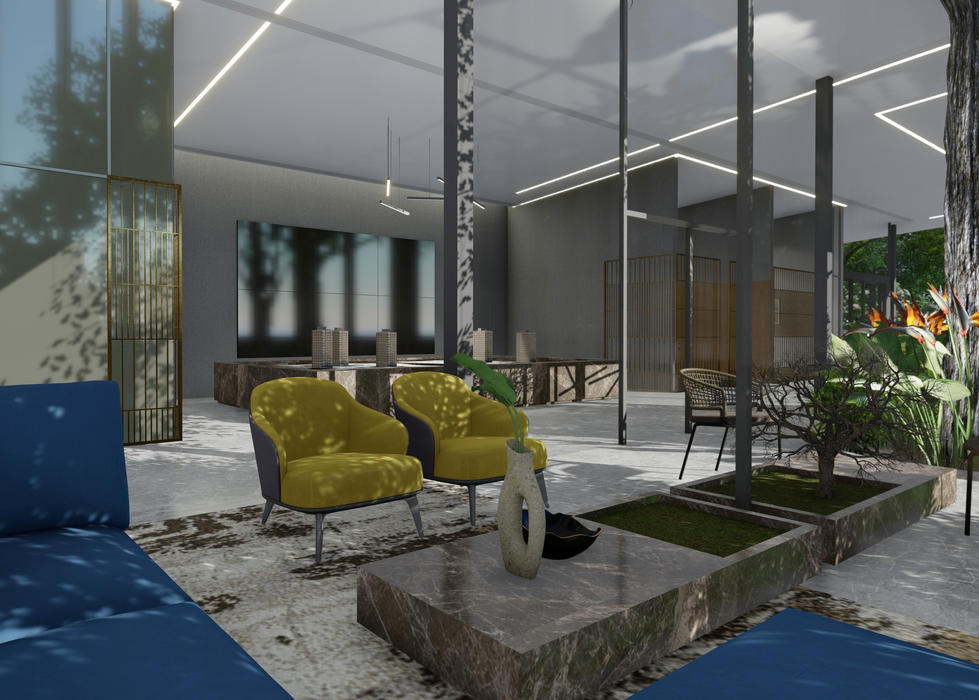 PARKWEST  |  EXPERIENCE CENTER