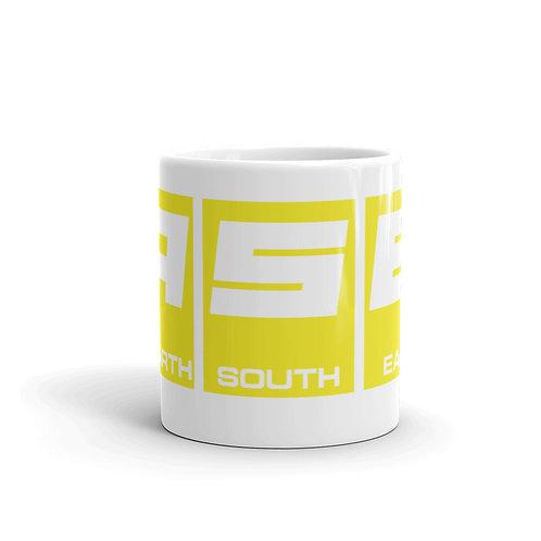 Mug - Yellow Block Logo