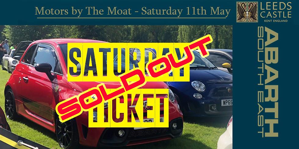 Motors By The Moat - SATURDAY 11th May