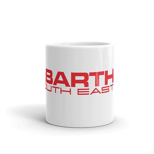 Mug - Red Modern Logo