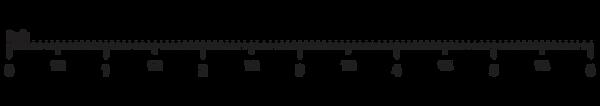 Measure-tape-ruler-on-transparent-backgr