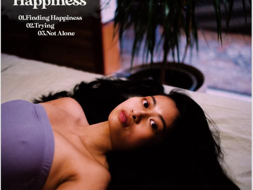 Christine Nguyen, Finding Happiness EP