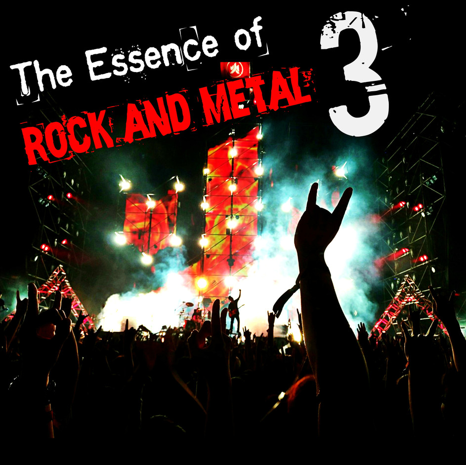 The Essence of Rock And Metal 3.