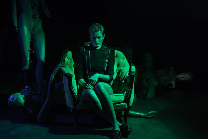 Music video Sexy Suicide - Techno Scar