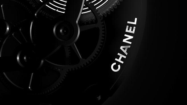 CHANEL MONTRE MONSIEUR PUB LUXE MOUVEMENT