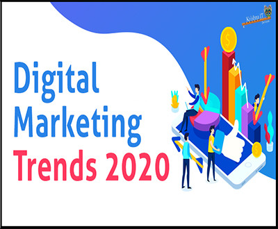 Top 5 Trends of Digital Marketing for 2020