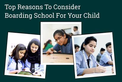 Top Reasons To Consider Boarding School For Your Child