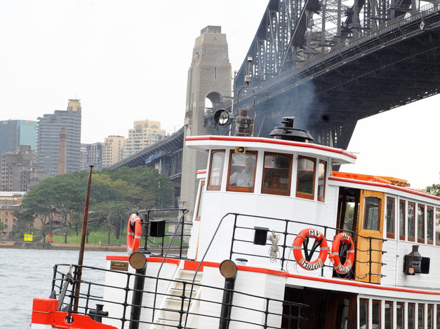 Australian Domestic Commercial Vessels