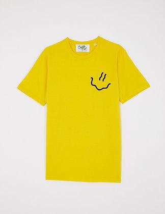 Teeshirt Ravers jaune