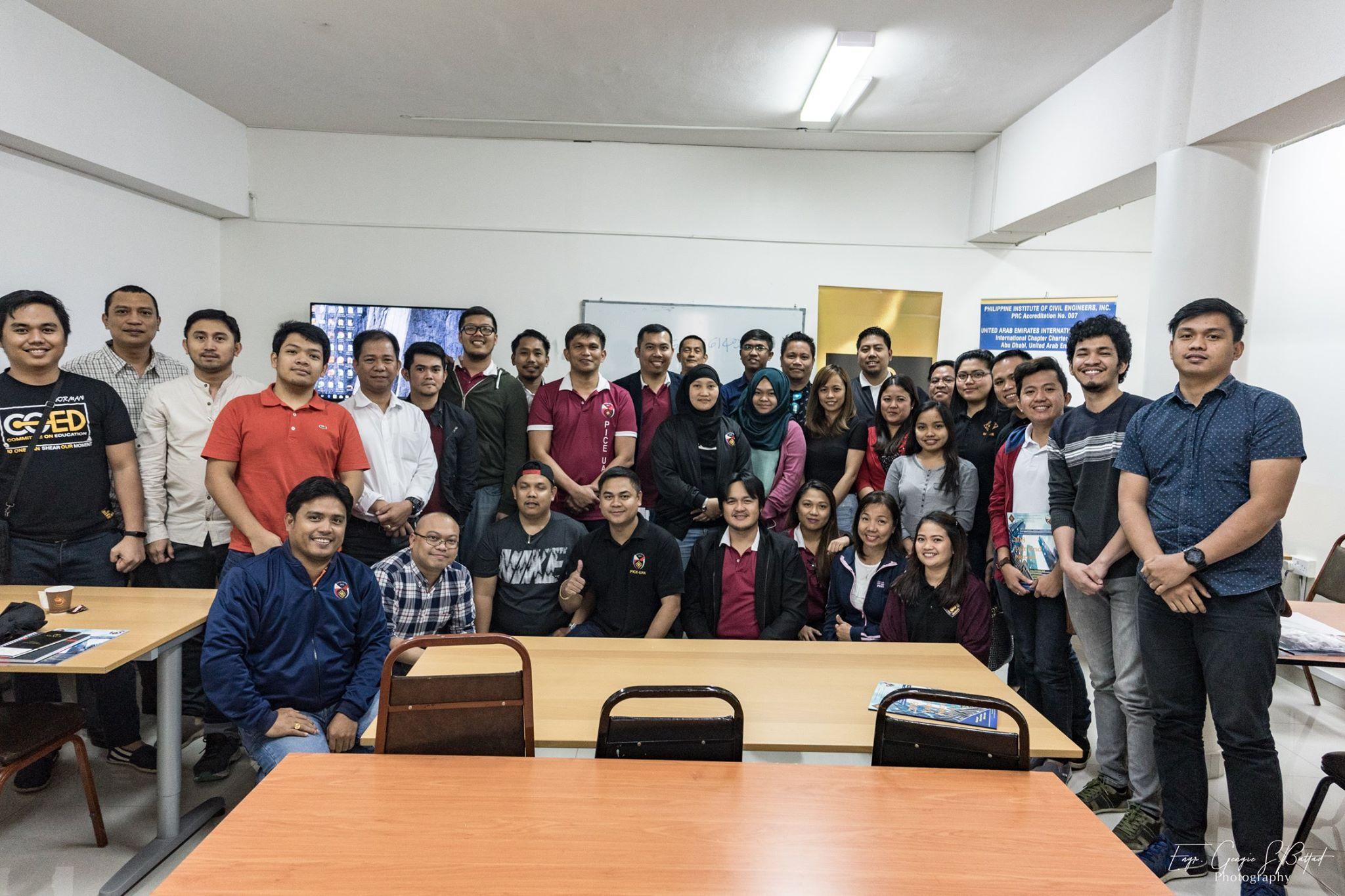 1st COED Seminar 2019