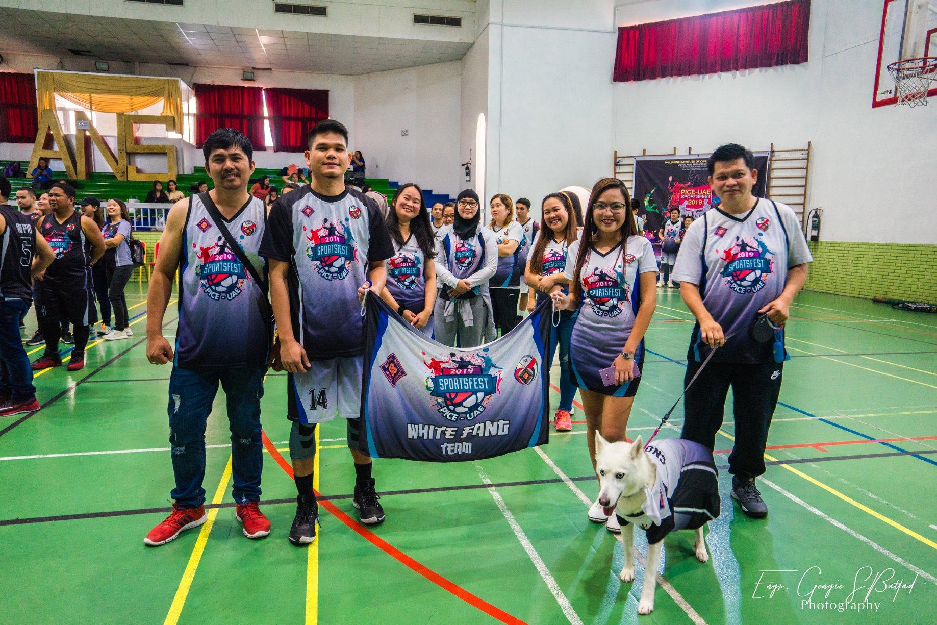 Sportsfest White Team