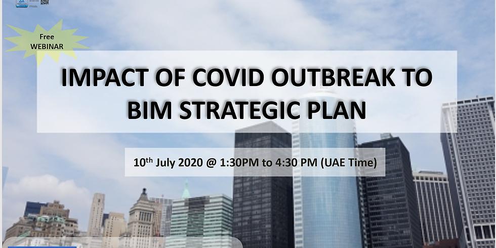 IMPACT OF COVID OUTBREAK TO BIM STRATEGIC PLAN