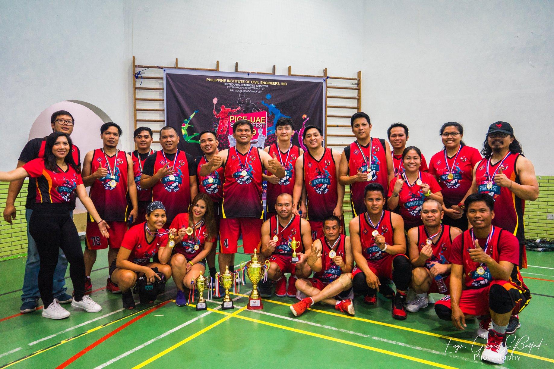 Sportsfest Red Team