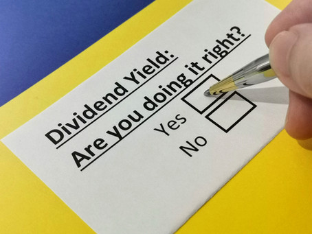 Why Dividend Income in Retirement Doesn't Matter as Much as You'd Think