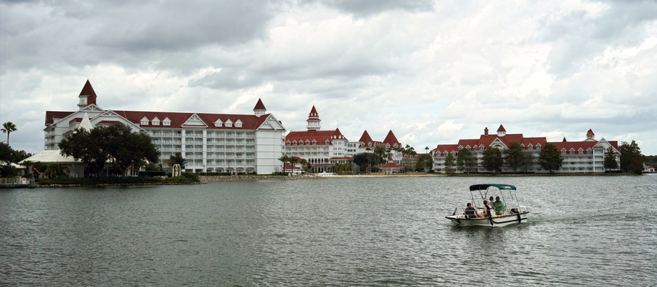 Split Resort Stays At Walt Disney World