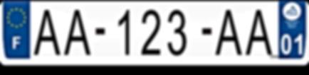 Fournisseur plaque immatriculation - Fabricant de plaque d'immatriculation - Fournisseur machine à plaque - Zifort immatriculation