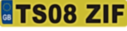 fournisseur plaque d'immatriculaton export