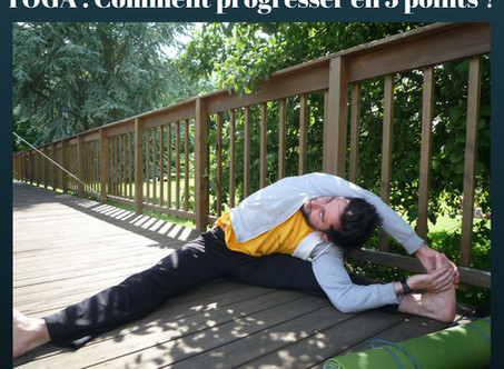 YOGA : Comment progresser en 5 points ? [article]