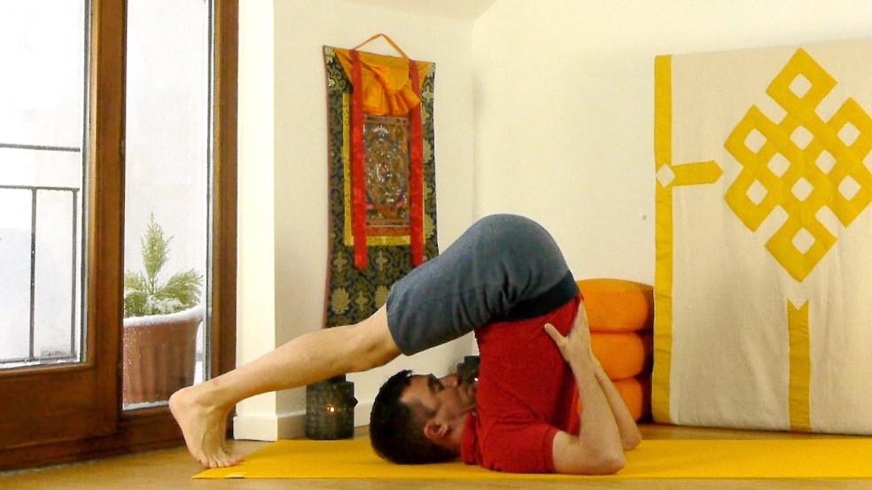 Yoga La Charrue