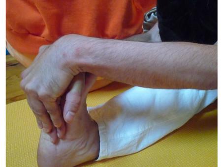 YOGA : Cet été, marchez pieds nus ! [article]