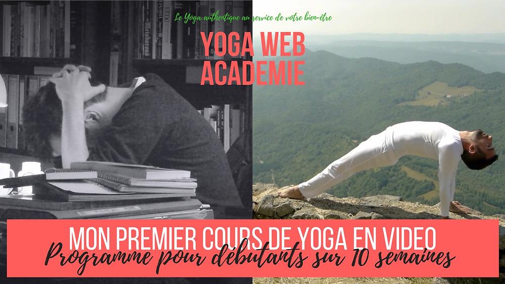 Yoga gratuit pour débutants