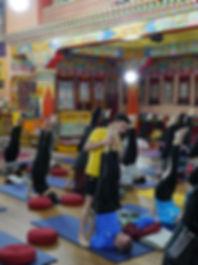 Stage de Yoga Belgique