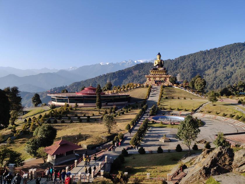 Buddha Park - Sikkim - Inde