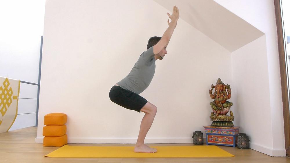 Gagner en force grâce au Yoga
