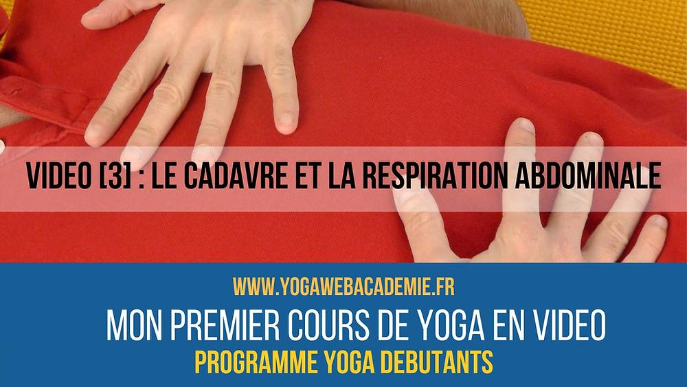 Yoga : apprendre à respirer