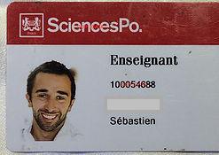 """Sébastien """"Ganesha"""" Cierco, enseignant Hatha Yoga traditionnel à Sciences Po Paris"""