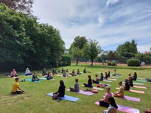 Atelier Yoga Bruxelles