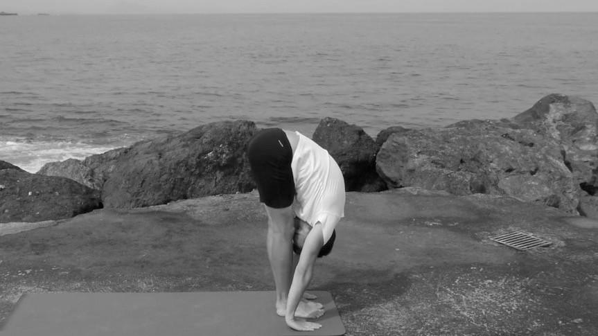 Yoga Pince Debout