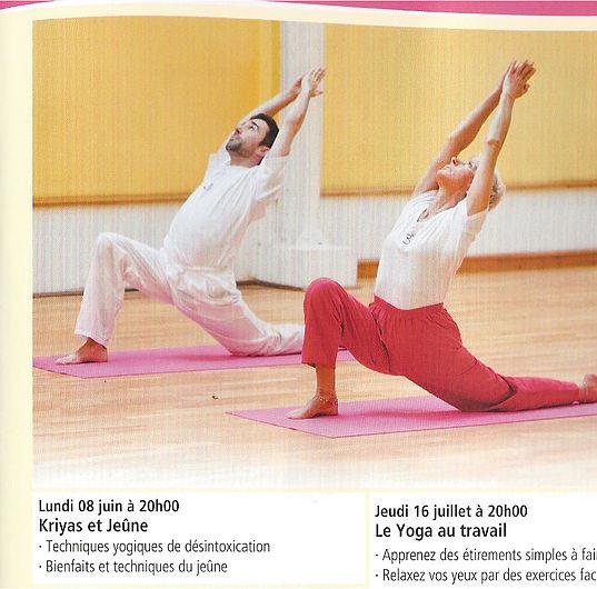 """Centre de Yoga Sivananda, Paris, Sébastien """"Ganesha"""" Cierco"""