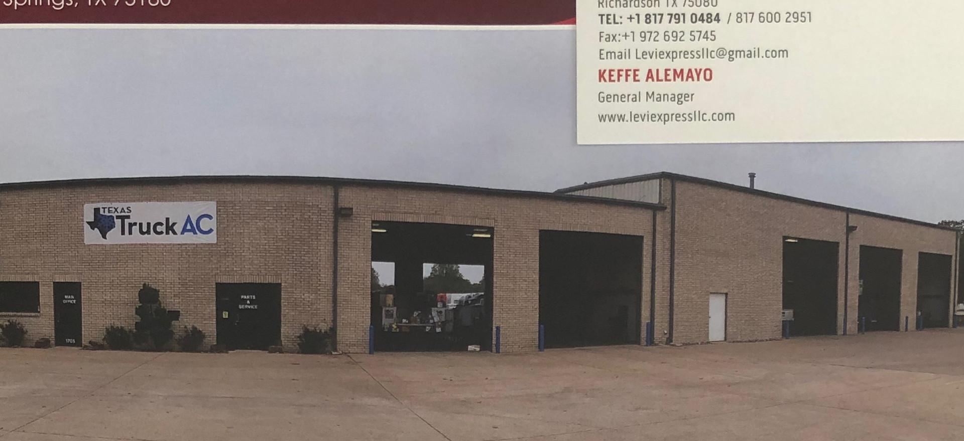 LEVI Truck Repair Service & Tire