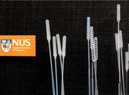 Copy of NUS invents new way to produce Covid-19 swab, 40 million to be produced in coming months