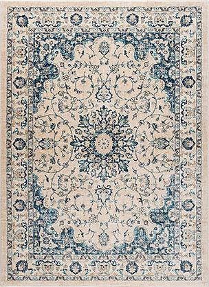 Antique design rug