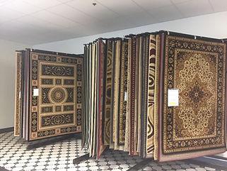 classic rug design