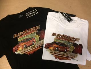 Bronze Aussie T-Shirts Now Avaliable