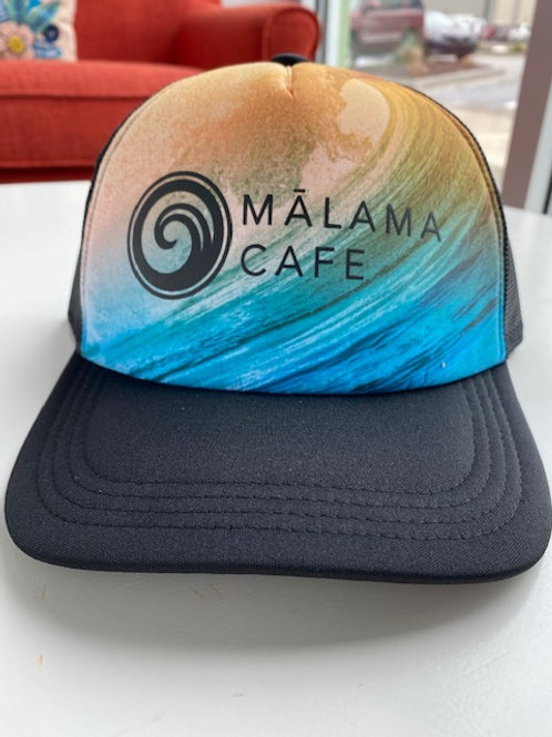 Sunset Wave Mālama Hat