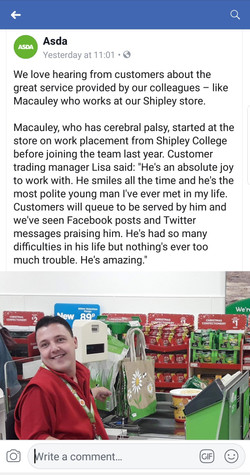 Macauley facebook