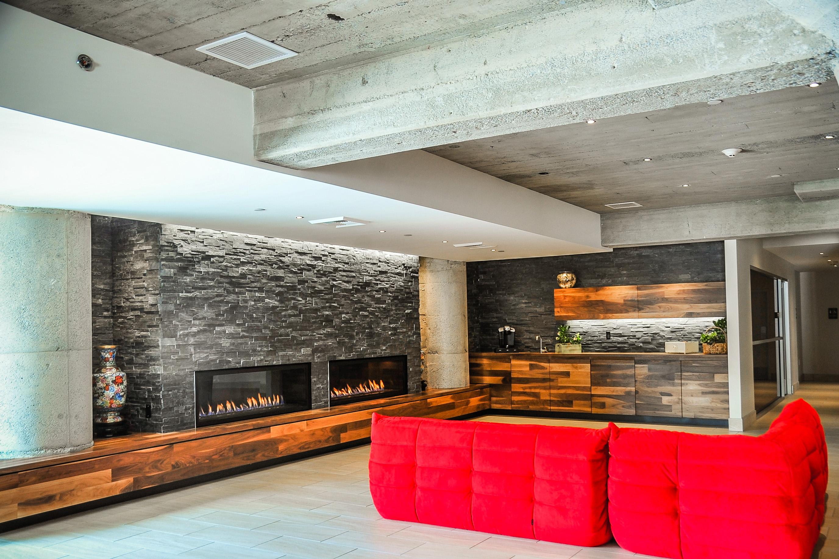 Ruby Suites lobby