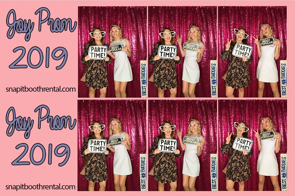 Chapel Hill Photo booth rental