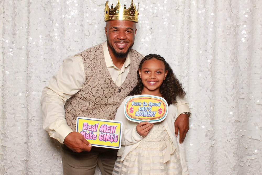 goldsboro daddy daughter dance photo booth rental