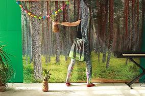 Fantasy, Shura Chernozatonskaya, installation, art film